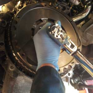 Replacement clutch