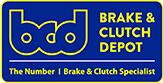 Brake and Clutch Depot footer logo