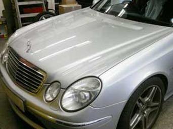 Mercedes MOT